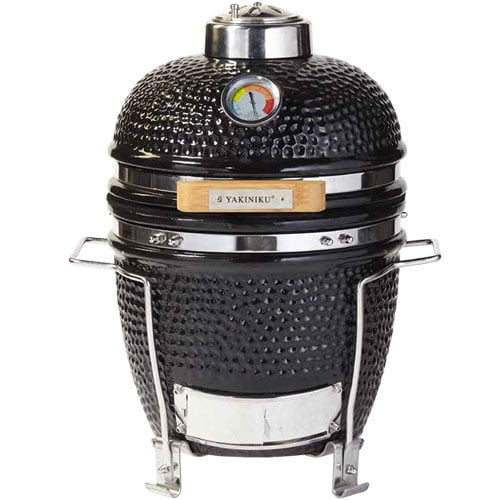 Yakiniku Mini Kamado Keramische grill Barbecue Small 11